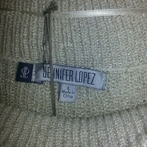 J.Lo Shimmer Sweater